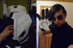 New Project - Irom Man Mark 42 full suit W.I.P. by Kazuhira3574