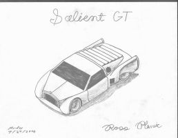 Salient GT by BatmanWithBunnyEars