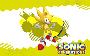 Sonic Generations-SuperSonic by NIBROCrock