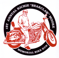 1st Annual Richie Bearclaw Moore Memorial Bike Run by LoranJSkinkis