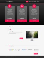 Simple Web Template ! by WizardCreative