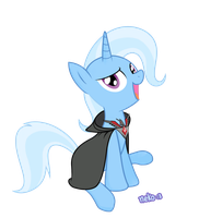 The Great And Powerful Trixie Amulet by McSadat