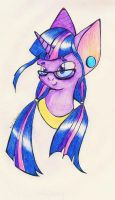 Twilight Sparkle by PunkRedUnicorn