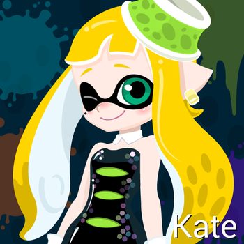 Squid Sister Cosplay - Marie by FoxyPirate56912