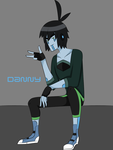 Danny Dubstep by XombieJunky