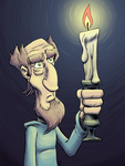 Candleman by Markside