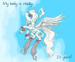 Snow Flurry ~ Is Yours? by Bellavardamir