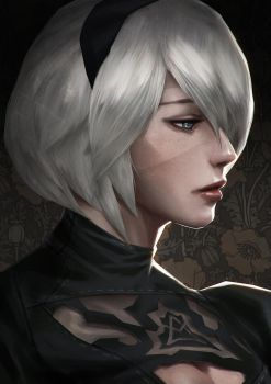 2B by johnsonting