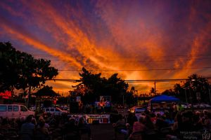 Kihei Fourth Friday by melsofmaui