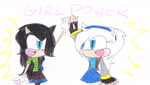 Jackie and Aisyah: Girl Power by sonic4ever760