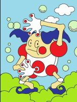 Mr.Mime by Catherinex13