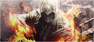 Assassin's Creed signature by igyology