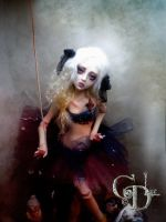 Forgotten Doll Ball Jointed C by cdlitestudio