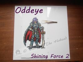 Oddeye - Shining Force 2 by Valijka