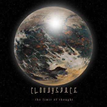 Cloudyspace - The Limit Of Thought |Cover-Idea II by lucjicare