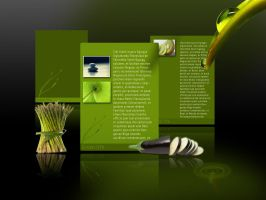 Green life webdesign by gajdoslevente