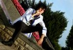 Gray Fullbuster X791 - Fairy Tail Cosplay by Zibek1
