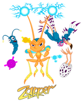 Zapper: One Wicked Anniversary by Lugbzurg