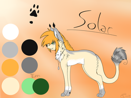 Solar ref by Down-to-2nd-reality
