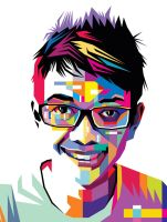 Me at WPAP Style by indrorobo