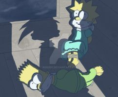 The Simpsons' kidnap by N0B0D1