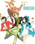 Skip Beat! in Wonderland {Kyoko + Friends} by CocoaRabbit