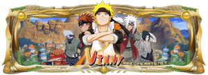 Naruto Group by x-Vinny-x