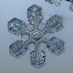 Melting snowflake by ChaoticMind75