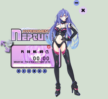 Hyperdimension Neptunia: Iris Heart by seraphimax
