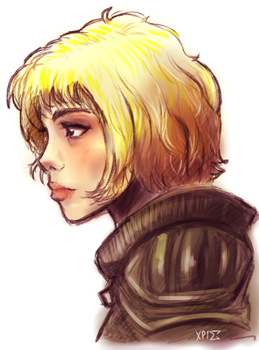 Judge Anderson by XPISigma