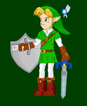 Link: hero of time by toskito2