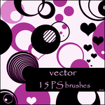 vector brushes by szuia