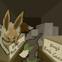 PMD-e: Rogues February Task 1 by Chigle