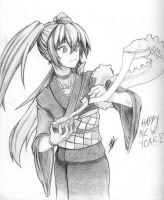 BRS/Ron - Happy New Year sketch by Men-dont-scream