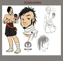 Jung-hwa by 3712