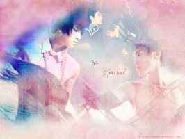 DBSK - YunJae Request II by crying-ophelia
