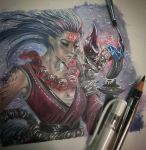 Blood Moon Diana by PipisGamer