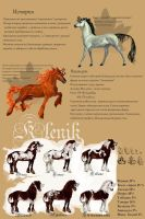 Canadian unicorn breed by MUSONART