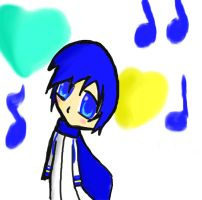 Kaito Love by mysterydungeoners