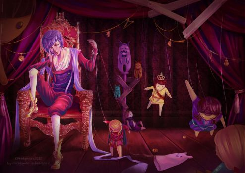 puppets theater by antelope-com