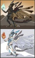 Rythil Adoptables by Key-Feathers