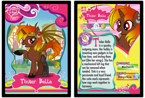 Trading Card: Tinker Belle by DragonGirl983