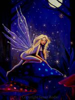 Magical Moonlight Faery by SusanR