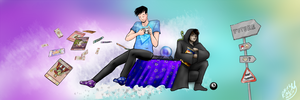 #HeaderForPhil - onwards to a bright future by MartyOfLungbarrow