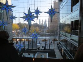 Time Warner Center at Columbus Circle by jswis