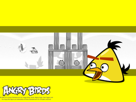 Angry Birds White Bird Matilda Wallpaper Remake 401907567