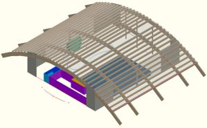 Design and Construction of an Indoor Swimming Pool by Francoise-Evelyne