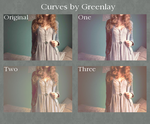 Three curves by Greenlay