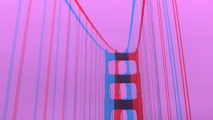 Golden Gate Cables by kerressed