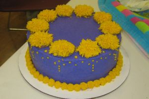 Cake Decorating Class 4 by Jennfrog